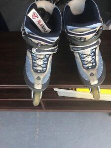 Ladies Size 8 Rollerblades