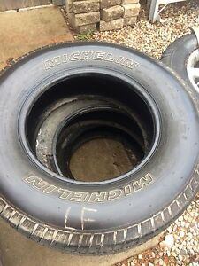 Michelin tires 265/75r17 Stratford Kitchener Area image 1