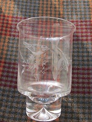 Dartington Glas Frank Thrower candle Vase