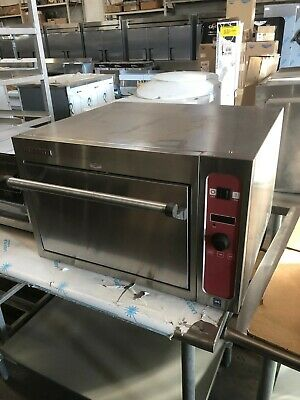 Blodgett 1415 Countertop Deck Oven Electric W Two Cordierite Stones 208v