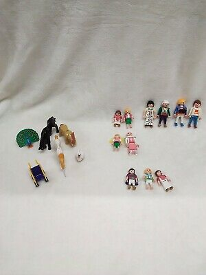 playmobil figures bundle