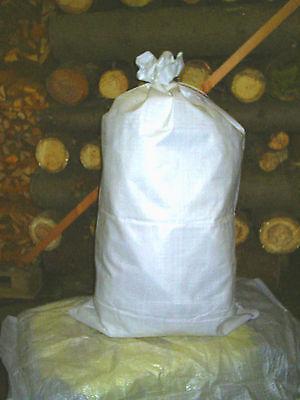 50 Getreidesäcke, PP Bändchengewebesäcke für  50 Kg  60 x 105