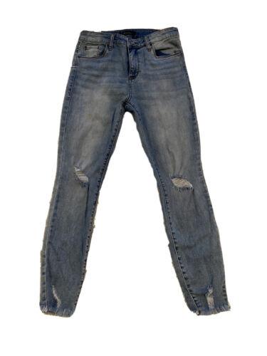 See Thru Soul Jeans - $25.00