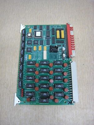 Amsco Apex Steris Century 146659-008 Rev 4 Sterilizer Io Board Assembly Used