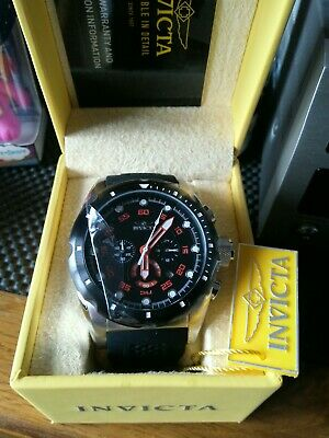 INVICTA SPEEDWAY LARGE CHRONOGRAPH WATCH BNIB 20305