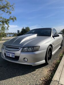 2005 Holden Commodore S 6 Sp Manual Utility