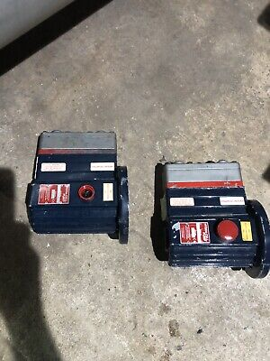 2 Wanner Hydra-cell Pumps Mo3baseccecj 2 Pumps Used