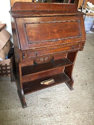 Vintage Writing Bureau Bureaux Home Office Traditional For RESTORATION 3/2/B