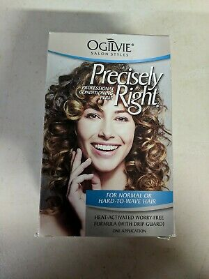 Ogilvie Precisely Right Perm The Original For Normal Or Hard To Wave Hair FAST