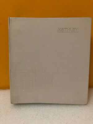 Keithley 6517a Electrometer Users Manual