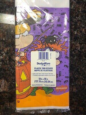 Rugrats Nickelodeon Halloween Party Supplies Tablecover Tablecloth - Nickelodeon Party Supplies