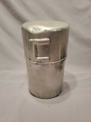 Vintage 1951 Rogers Akron, Ohio Coleman M 1950 US Military Camp Stove Case only
