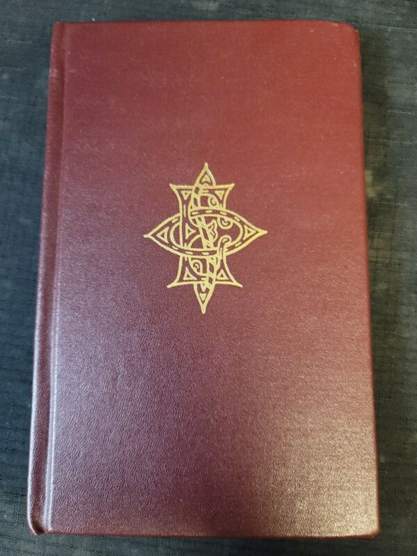 Ritual Of The Order Of The Eastern Star 2000 General Grand Chapter Book HC OES