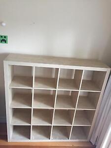 IKEA 4x4 bookcase Ormond Glen Eira Area Preview