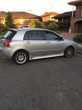 Corolla sportivo 05 very clean Wetherill Park Fairfield Area Preview