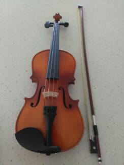 violin in good condition (3/4)
