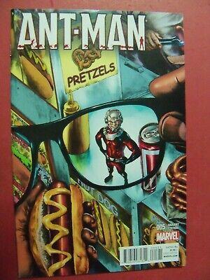 ANT-MAN #5, NEW YORK CITY VARIANT(NM 9.4 OR BETTER) MARVEL