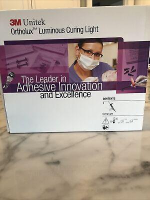 3m Unitek Ortholux Luminous Curing Light Dental