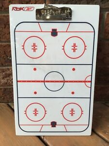 Small Reebok Hockey Coaching Board