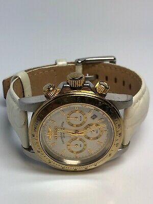 Invicta Ladies Chronograph Quartz Watch With Date 9212