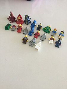 Lego Mini Figures bulk lot Birkdale Redland Area Preview