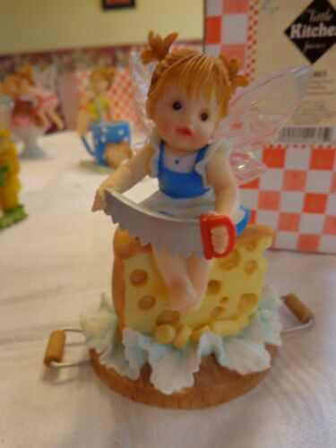 "Little Kitchen Fairies ""Swiss Cheese Fairie""  4017386 2009"