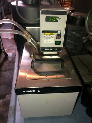Haake L D8 Heating Circulator W30 Day Parts And Labor Warranty