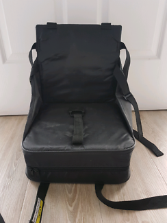 Toddler portable booster seat