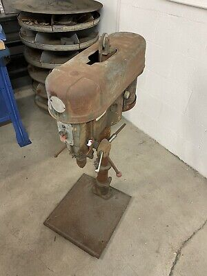 Rockwell 15-665 Benchtop Model Drill Press Vintage