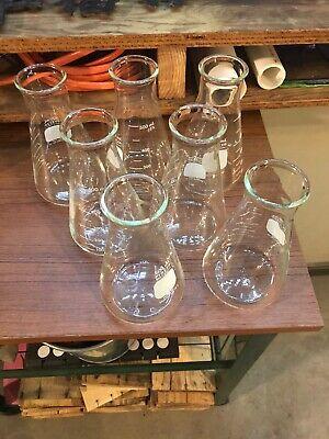 Pyrex Glass 500ml Erlenmeyer Flask No. 5100 1