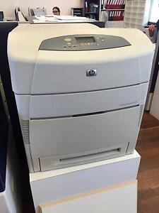 HP Color LaserJet 5500 Printer Lane Cove West Lane Cove Area Preview