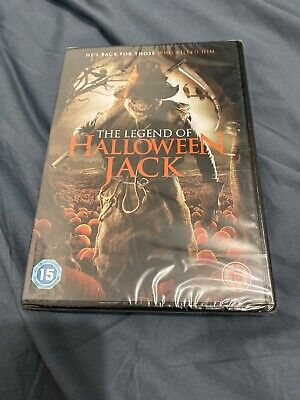 EEN JACK- NEW/SEALED-(DVD)-REGION 2 (Halloween Jack)