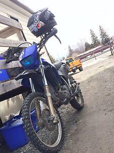 Drz400s road legal