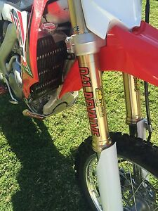CRF250R Victoria Point Redland Area Preview