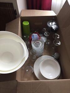 Boite de vaisselle et autres