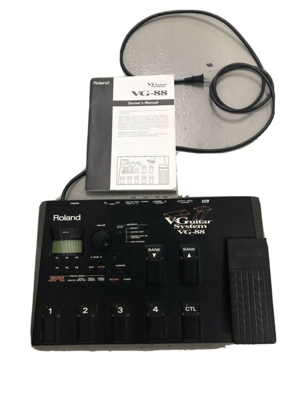 Roland V-Guitar System VG-88 Synth Original Version