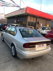 Subaru Liberty AWD 2001 %%% RWC & 5 MONTH REGO %%% 4 cylinder 2.0