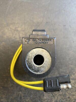 Delta Power Ddl12 12v Solenoid Coil 12