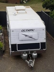 Caravan Olympic champion 19ft6