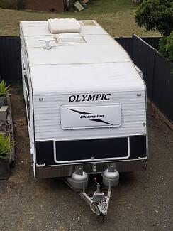 Caravan Olympic champion 19ft6 Ballarat Central Ballarat City Preview
