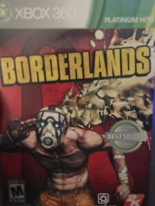 Selling Borderlands Original Xbox 360