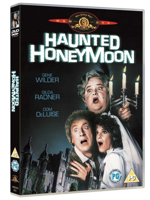 Haunted Honeymoon - DVD