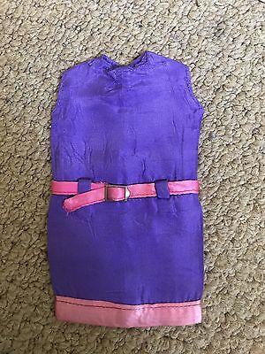 VINTAGE PEDIGREE SINDY DOLL CASUAL FROCK DRESS 1960s