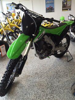 2012 Kawasaki KX250F Good Condition