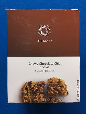 Medifast Optavia Chewy Chocolate Chip Cookie Bake  7 Meals Fresh  Free Shipping