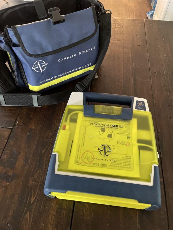 Cardiac Science Powerheart G3 AED - With extras!