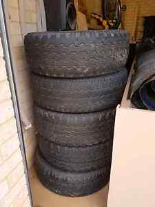 Tyres for 4wd x5 Armadale Armadale Area Preview