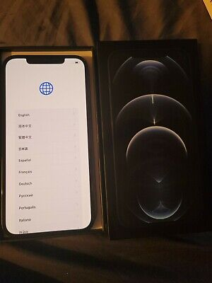 Apple iPhone 12 Pro Max - 128GB - Pacific Blue (AT&T)