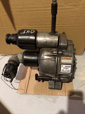 Ipt 3 Cast Aluminum Trash Pump Model 3s5