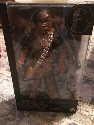 Hasbro Star Wars The Black Series Chewbacca 6 Inch Action Figure MIB